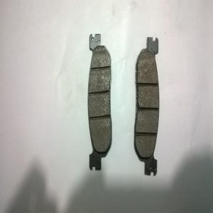 Yamaha RXZ 5 Speed Disc Brake Pads