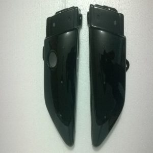 Genuine Yamaha RX100/RX135 Side Panels Black Colour