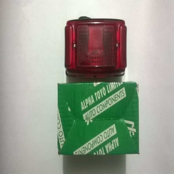 Alpha Toyo Taillight Assembly Suitable