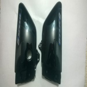 Genuine Side Panels Set for RX135 5s Black Colour Bike