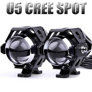 U5 Cree LED FOG Light Set of 2