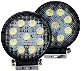 9 lED Round Fog Light