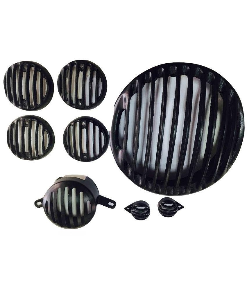 GRILL OR JALLI SET FOR CLASSIC 350/500 - The One Custom